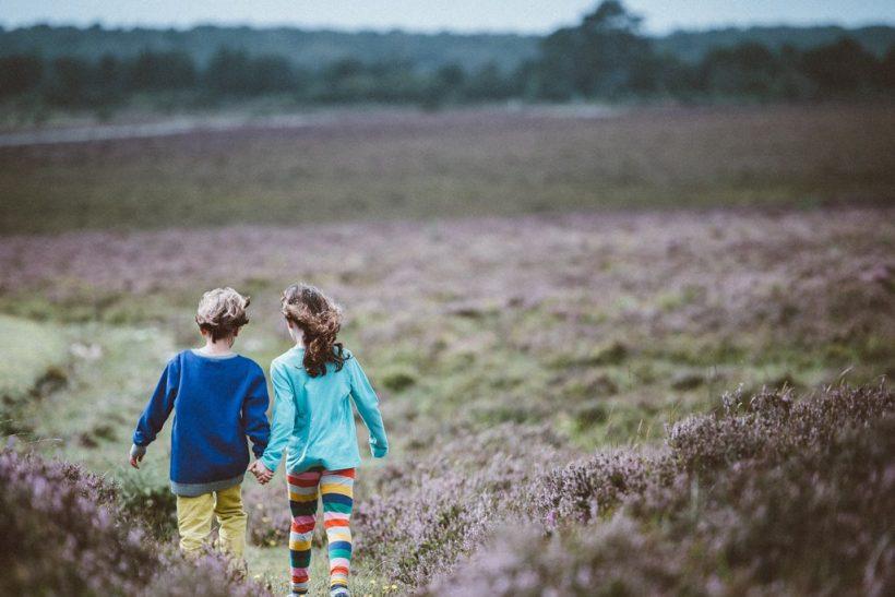 10 λόγοι που τα παιδιά είναι πιο θαρραλέα απ' τους μεγάλους