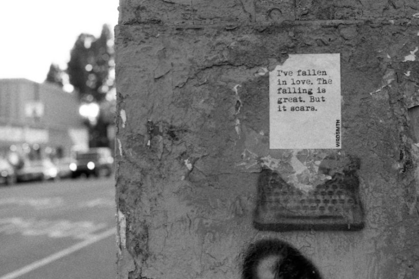 Λογικό να φοβάσαι τον έρωτα, αδικαιολόγητο να μην τον ζεις