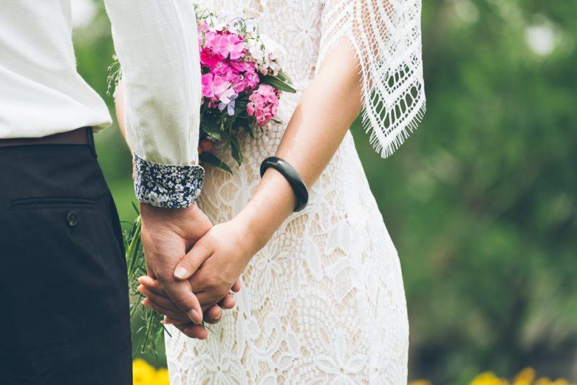 Όπως κι αν το 'χε σκεφτεί το σόι ο γάμος είναι δικός σας