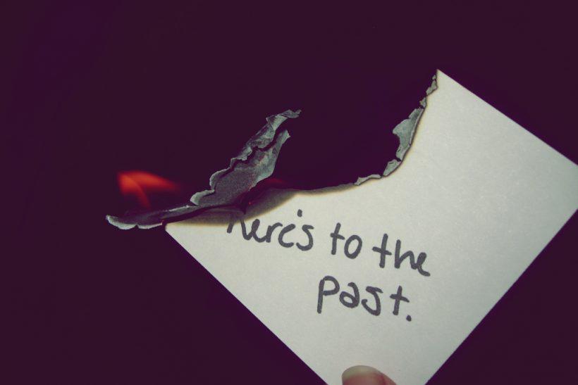 Μην πληγώνεις επειδή πληγώθηκες