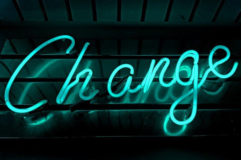 Οι άνθρωποι δεν αλλάζουν -έτσι είναι υπέροχο όταν το κάνουν