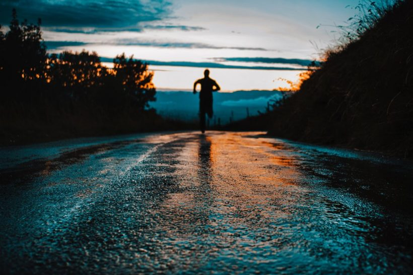 Το πρωινό τρέξιμο είναι το αγχολυτικό μας