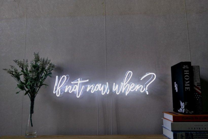 Πόσες πράξεις έπνιξες μέσα σε σκέψεις;