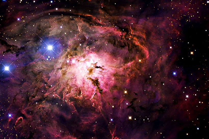the-glow-of-the-lagoon-nebula