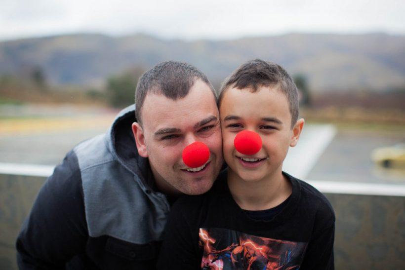 Μήπως να φορέσουμε όλοι μια κόκκινη μύτη;