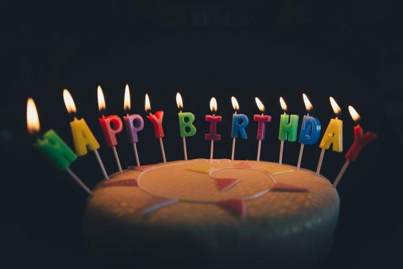 Τα γενέθλιά σου, η προσωπική Πρωτοχρονιά σου!