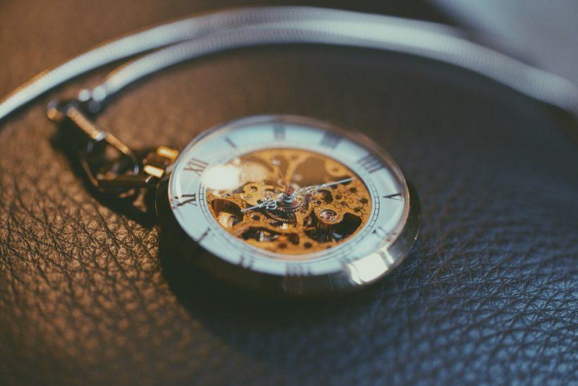 Ο χρόνος μετράει αντίστροφα