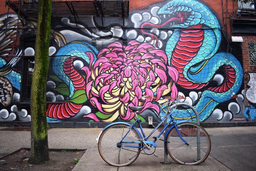 Γκράφιτι∙ βανδαλισμός ή τέχνη;