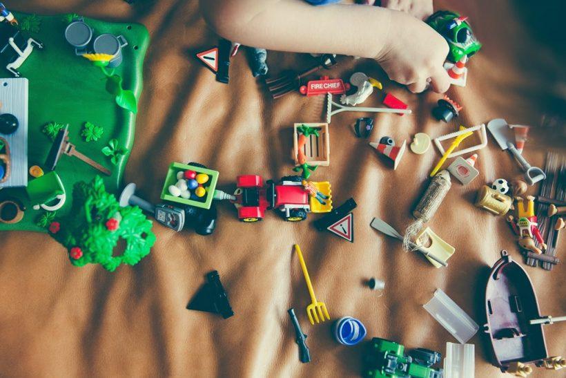 Τα παιχνίδια μας, τα οχήματα της φαντασίας μας