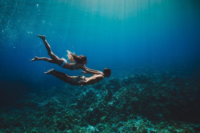 Κολύμπι σε αχαρτογράφητα νερά