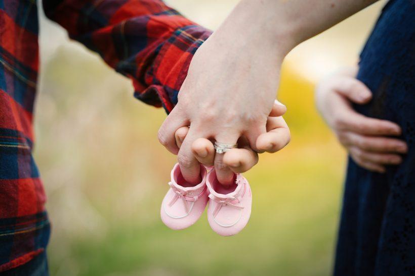 Η εγκυμοσύνη φέρνει το ζευγάρι ακόμα πιο κοντά