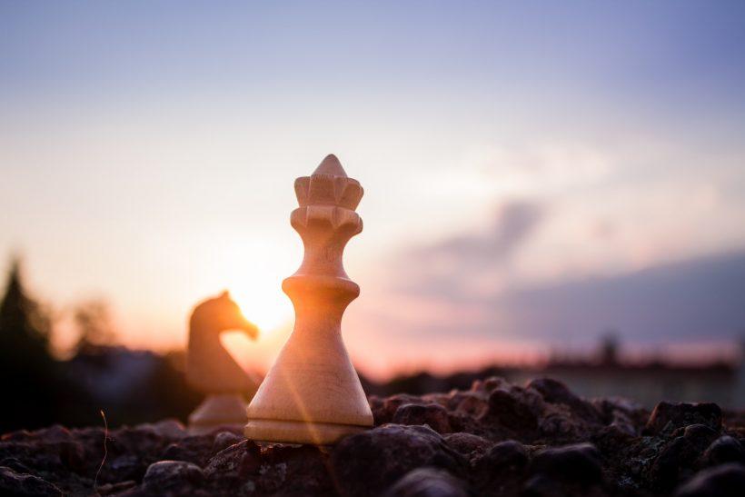 Στη σκακιέρα του φλερτ παίζει το μυαλό
