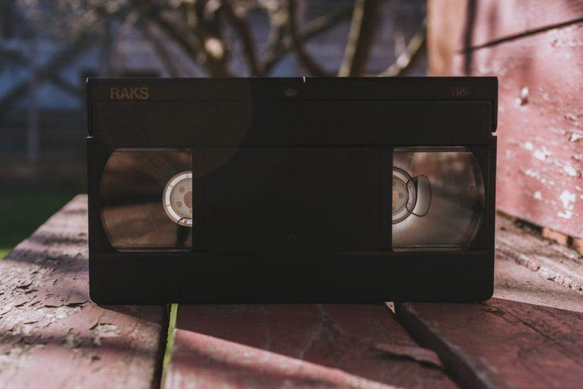 Θυμάστε τις βιντεοκασέτες;