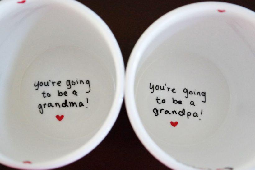 Οι γονείς σου θα γίνουν παππούδες!