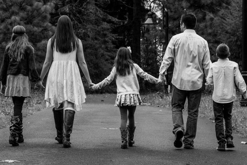 Ως γονείς μαζί, ως σύντροφοι όχι!