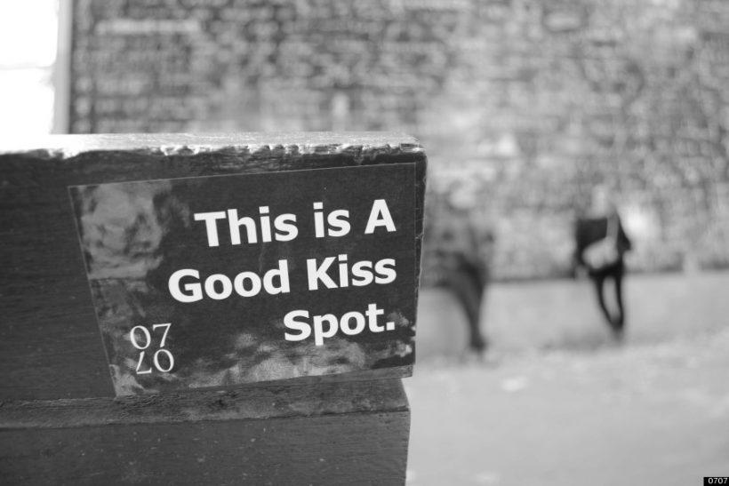 10 τρόποι να φιληθείτε δήθεν τυχαία