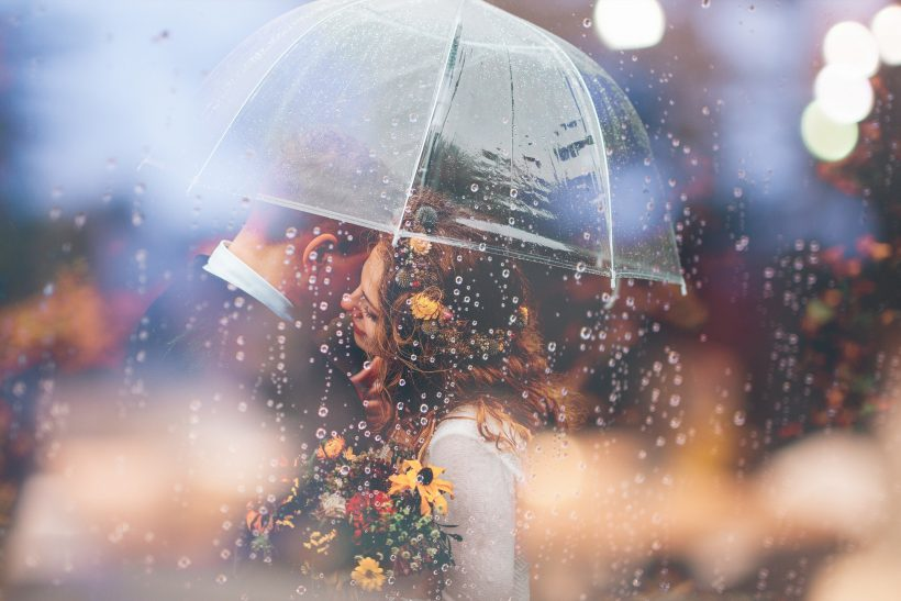 Μία ομπρέλα για δύο