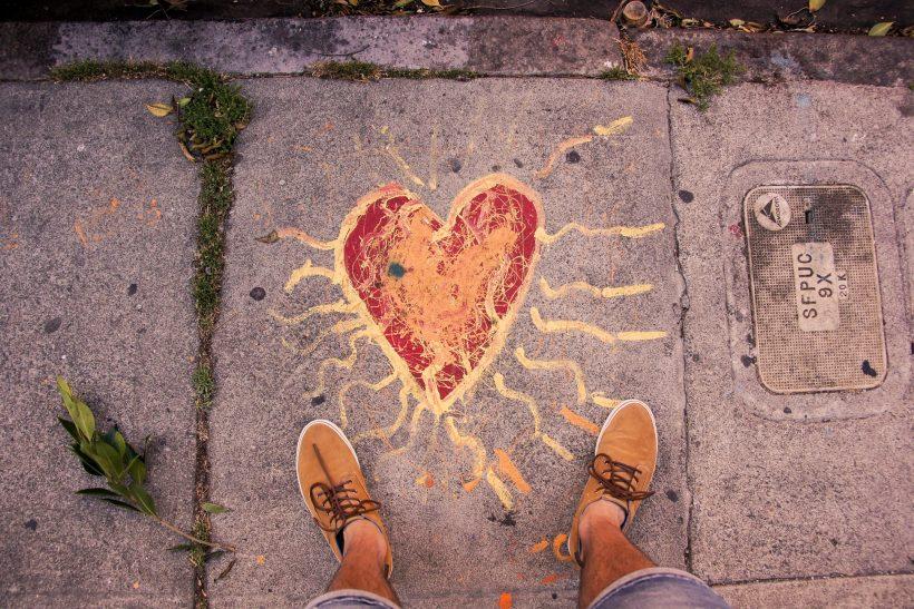 Ο έρωτας θα σε βρει απροετοίμαστο