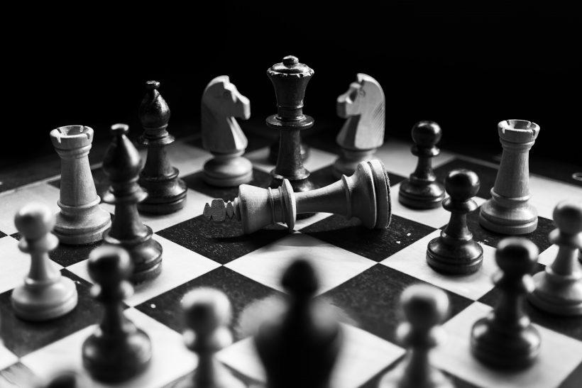 Μια παρτίδα σκάκι η ζωή