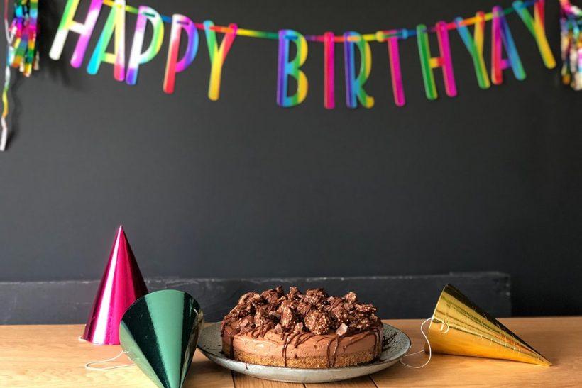 Τα πάρτι γενεθλίων δεν είναι μόνο για παιδιά