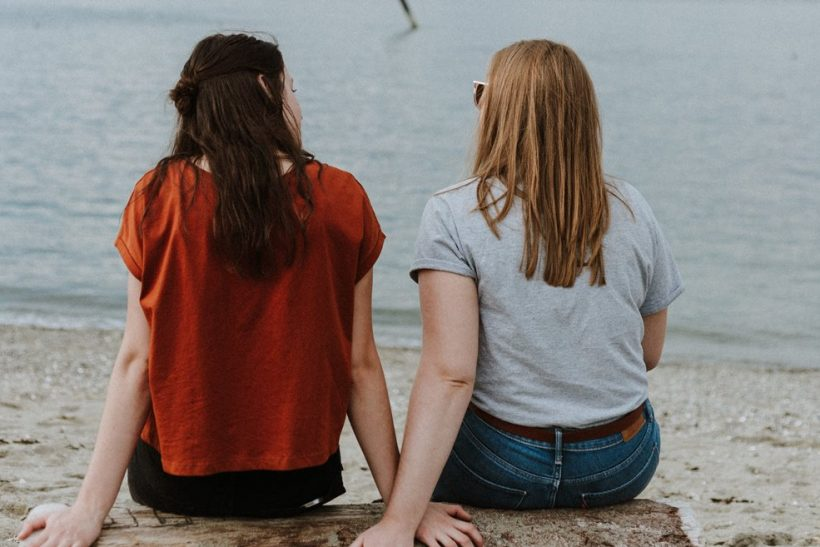 Οι αληθινές φιλίες και να ραγίσουν ξανακολλάνε