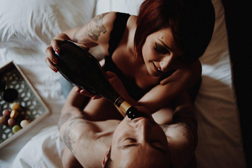 Λατρεμένες οι νυχτερινές γουρουνιές μετά το σεξ
