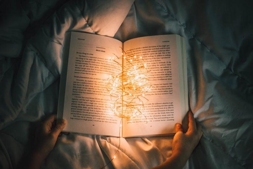 Τα βιβλία δεν είναι για να σκονίζονται αλλά να δωρίζονται