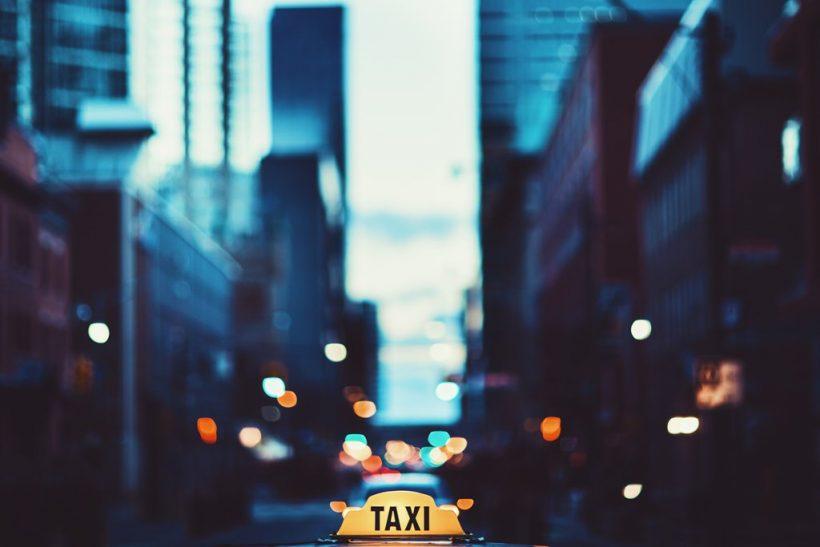 Τα ταξί που 'γιναν τα εξομολογητήριά μας