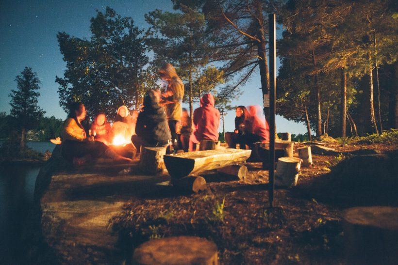 10 λόγοι για να επιλέξεις το camping
