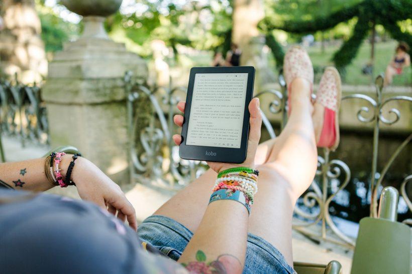 Τα e-books βολεύουν