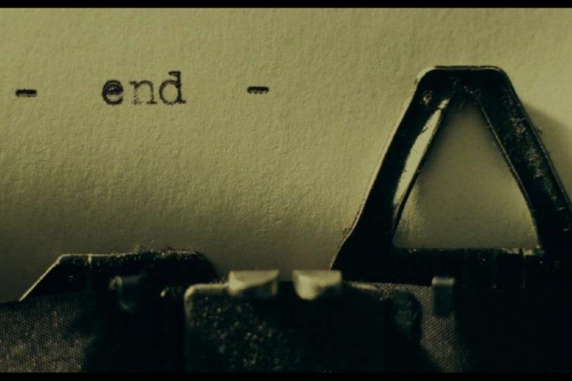 «Πριν το τέλος μοιάζει η σιωπή με έρωτα μεγάλο...»