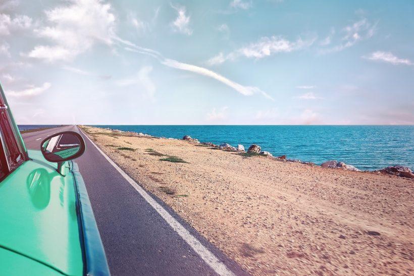 Το road trip δένει το ζευγάρι