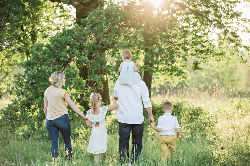 To ζευγάρι χωρίζει· όχι οι γονείς απ' τα παιδιά