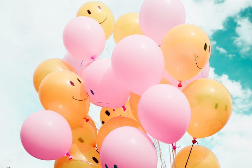 Η ευτυχία γεννιέται από ένα θετικό μυαλό