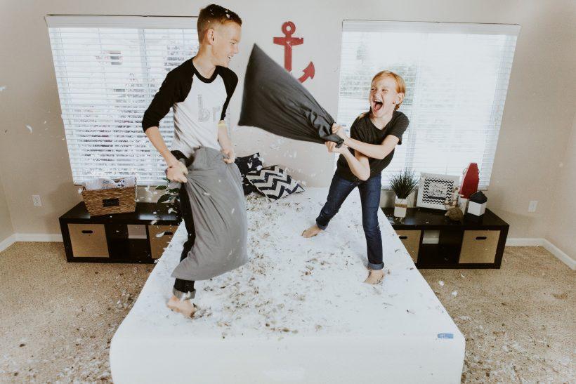 Παντρεμένοι με παιδιά· χάος!
