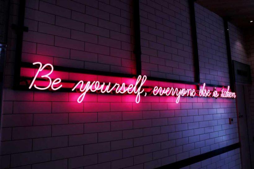 Μοναδικός όσο είσαι ο εαυτός σου