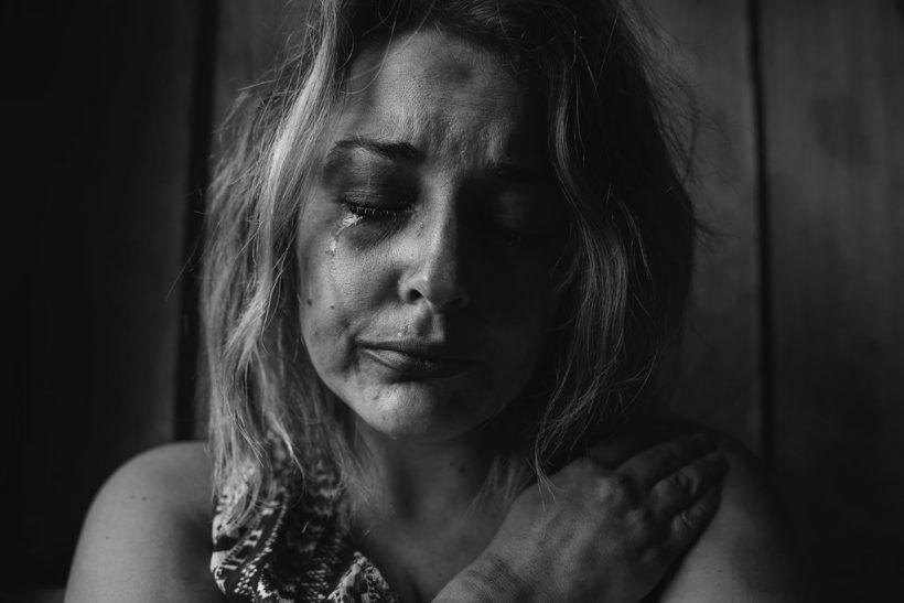 Τα χάνουν όταν κλαίνε μπροστά τους
