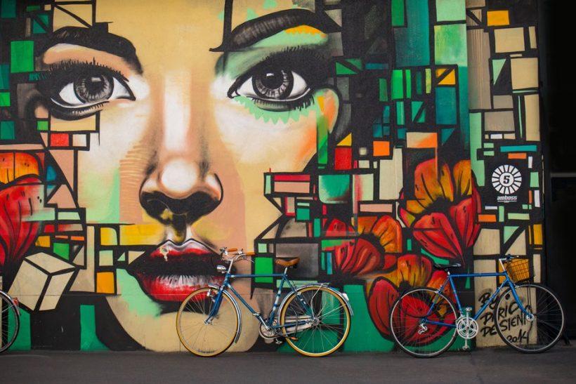 Η αδικημένη τέχνη των γκράφιτι