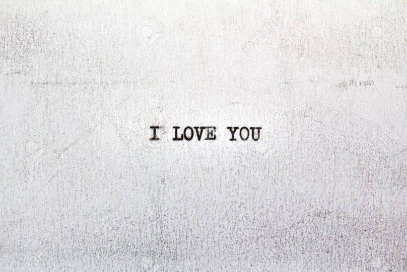 Δεν υπάρχει σωστή στιγμή για «σ' αγαπώ»