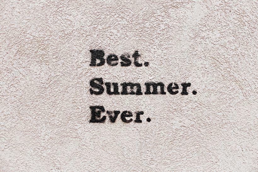 Καλοκαίρι χωρίς διακοπές αλλά θα την παλέψουμε!