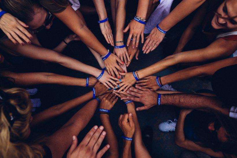 Στον εθελοντισμό τα «συγχαρητήρια» είναι περιττά