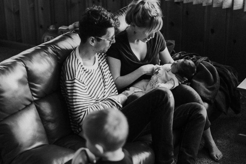 Προετοιμάζοντας το πρώτο παιδί για το δεύτερο