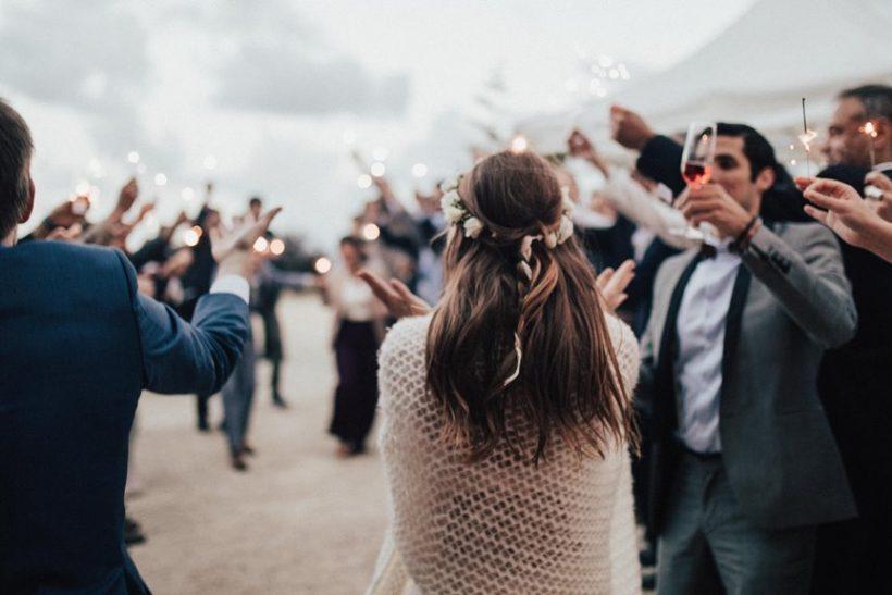 Να ζήσουμε τον γάμο σαν ένα μεγάλο πάρτι