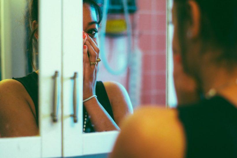 Κοίτα τον καθρέφτη και δες την ψυχή σου