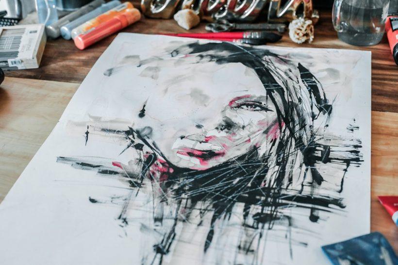 Ζωγραφική∙ όταν το μολύβι γίνεται μαγικό ραβδί