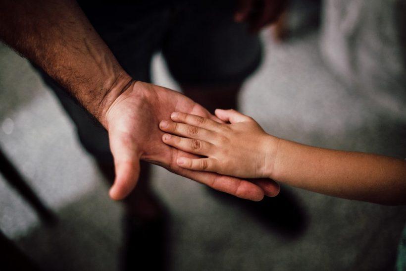 Γονείς: πρότυπο στα μάτια ενός παιδιού