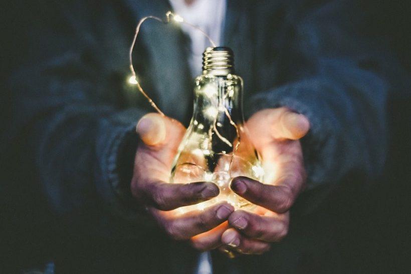 Οι ιδέες υπάρχουν για να εμπνέουν