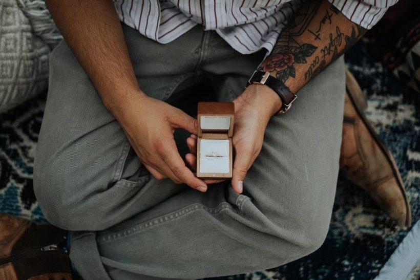 Είναι οκ να θες χρόνο για να απαντήσεις στην πρόταση γάμου