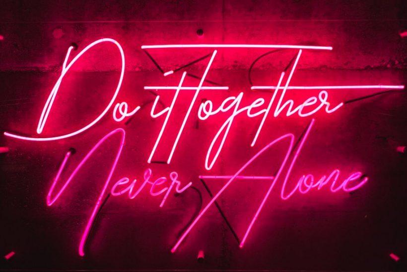 Κατά φαντασία «μαζί»