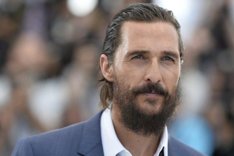 Men We Love | Matthew McConaughey